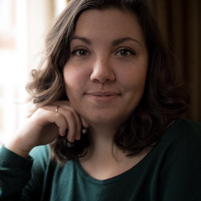 Profilbild Kim Leopold Autorin